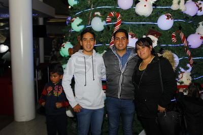 Familia Ramírez García.