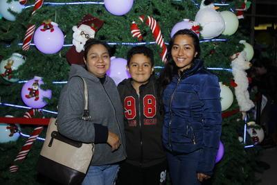 Familia Morales Montiel.