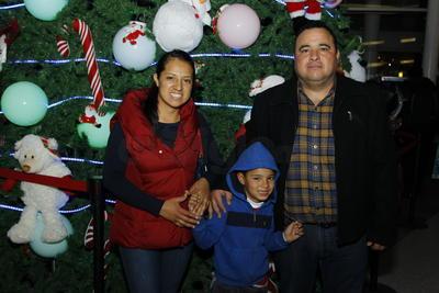Familia Badillo Hernández.