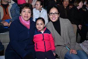 23122017 Patricia, Isabela y Claudia.