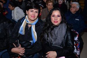 23122017 María Eugenia y Samantha.