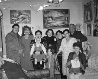 24122017 Familias Rivera Cháirez y Carranza Lara, en 1979.