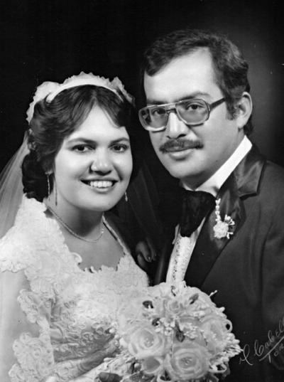 24122017 Juana María Reyes Yassin y Carlos Guerrero Flores el 25 de diciembre de 1977.