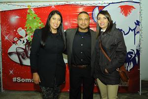 26122017 Lucía, Isabel y Sergio.