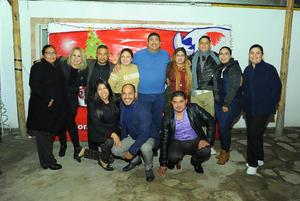 26122017 Blanca, Perla, Miguel, Francisco, Sergio, Macario, Lucía y Gabriela, entre otros.