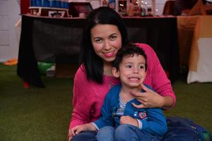 24122017 Maia en sus primeros quince días de nacida. - Issa Díaz
