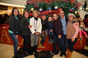27122017 Familias Braham y Aguilera.