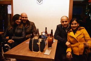 27122017 Raquel, Carlos, Miguel y Vania.