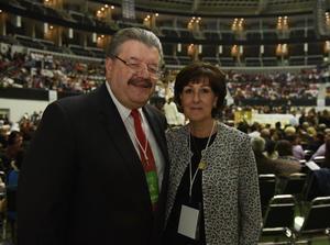 Fernando y Pilar Alanís