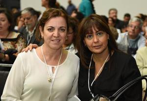 Gabriela y Jacqueline