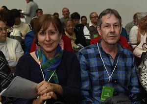 Yolanda y Carlos