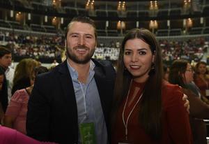 Óscar y Ana Sofía