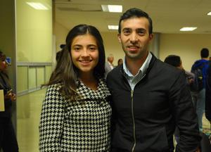 Lupita y Miguel