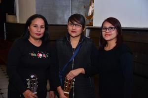 28122017 Liliana, Daniela y Luisa.