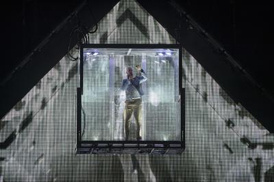 18 de febrero. Justin Bieber   Con un aforo lleno, el cantante canadiense ofreció tres conciertos en el Foro Sol de Ciudad de México.