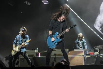 18 de noviembre. Corona Capital   La octava edición del festival dio dos grandes noches para los amantes de la música, con Foo Fighters y Green Day, el debut de Elbow en México y artistas emergentes como Dua Lipa y Kehlani.