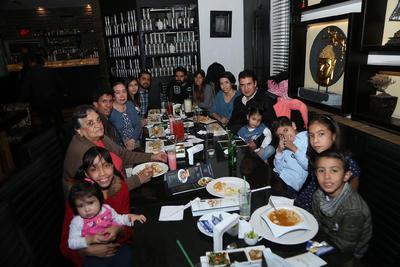 Familia Camacho Ávila.