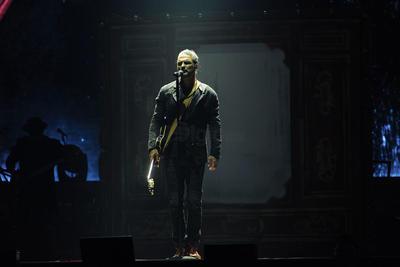 02 de septiembre. Ricardo Arjona | El cantante guatemalteco deleitó a La Laguna con su Tour Circo Soledad, en el Coliseo Centenario.