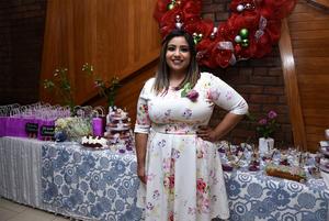 30122017 Sofía García, la futura esposa.