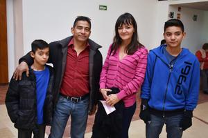 30122017 Brandon, José Antonio, María Elena y Abraham.