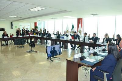El Cabildo 2018 está conformado por Zermeño Infante, 11 regidores y regidoras del Partido Acción Nacional, 4 Regidores del PRI, 2 Regidores de Morena,en total de 17.