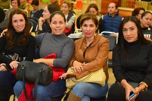 31122017 Elizabeth, Verónica, Ariana y Lydia.