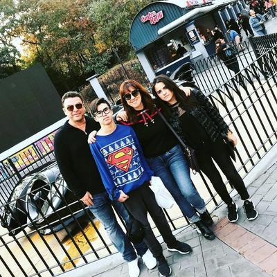 04012018 DE VIAJE EN CDMX.  Luis, Willy, Gynna y Ana Cris.
