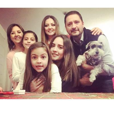 04012018 MOMENTOS DE ALEGRÍA.  Familia Serna.