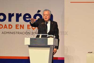 Ante ello, Zermeño declaró que se buscarán programas para su recuperación junto con el apoyo de los locatarios.