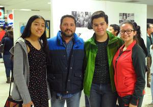 02012018 FELICES.  Maria, Sofia, Rebeca e Ileana.
