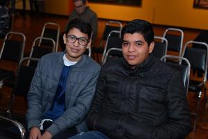 02012018 AMIGOS.  Carlos y Michel.