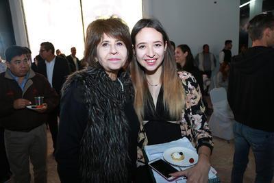 Aida y Marcela.