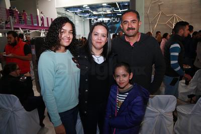 Familia Parra Hernández.