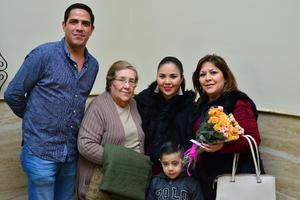03012018 Jorge, Amalia, Laura, Laura y Jorge.