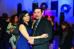 03012018 EN FESTEJO.  Guadalupe Rodríguez y Aurelio Trejo.