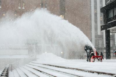 Pero el lado negativo es que se atribuyen al frío al menos 17 muertes hasta el miércoles.