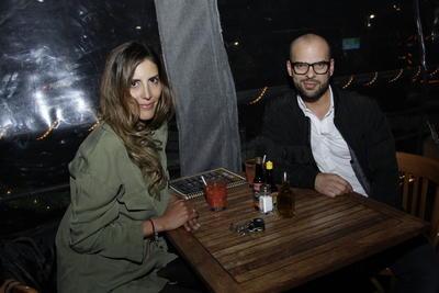 Mónica e Iván.