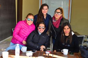05012018 Érika, Karla, Susana, Sayda y Alejandra.