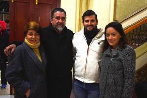 05012018 María Esthela, Octavio, Octavio y Elena.