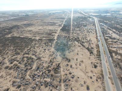 Los terrenos son propiedad de la Familia Acosta.