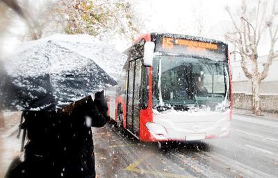 Con alerta en veinte provincias y nevadas a partir de los 400 metros de altitud en la mitad septentrional y de 700 metros en el sur.