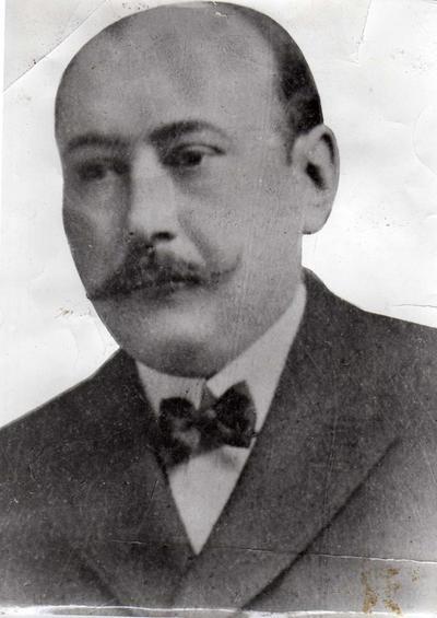 07012018 Don Eduardo Villalobos Marcillat, fundador de la Beneficencia Española de La Laguna, en 1907