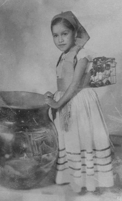 07012018 Irma Medrano de la Cerda nació el 25 de octubre de 1951.