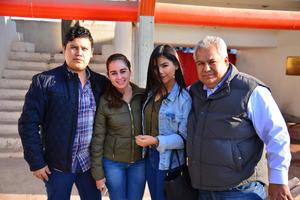 08012018 Josué, Katia, Lidia y Ricardo.