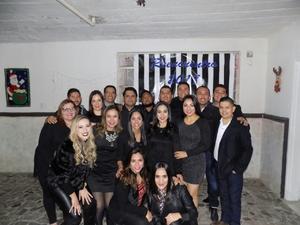 07012018 DIVERTIDO REENCUENTRO.  Ex compañeros de la Escuela Año de Zaragoza T.M., Generación 1989 - 1995, se volvieron a reunir.