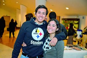 08012018 EN EL NAZAS.  Sergio y Vanessa.