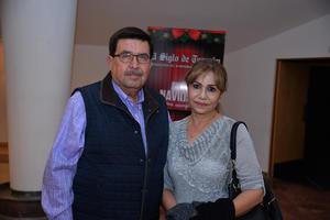 08012018 EVENTO DE CASA.  Carlos y María de Jesús.