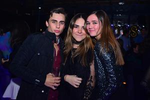 Carlos, Valeria e Ilsse