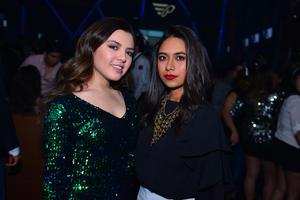 Elisa y Anahí