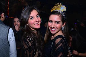 Mary Gaby y Eugenia